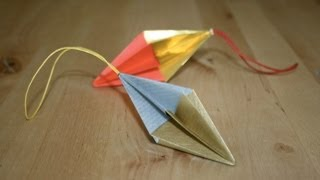 Christmas Origami - Simple Ornament