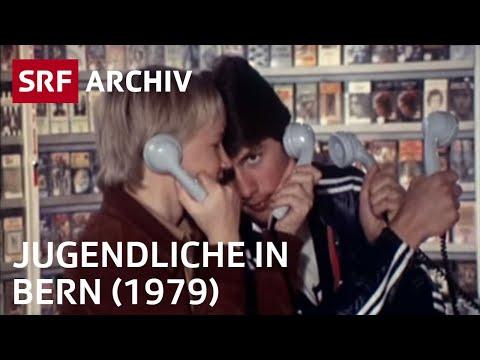 Unerwünschte Jugendliche in Bern (1979)