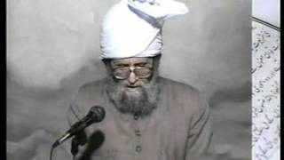 Urdu Dars Malfoozat #441, So Said Hazrat Mirza Ghulam Ahmad Qadiani(as), Islam Ahmadiyya
