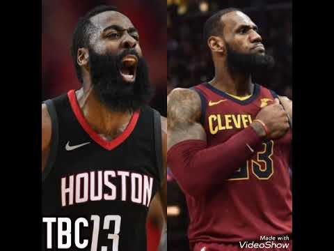 (POV) James Harden is The NBA MVP BY FAR; LeBron James not even in the conversation!!!