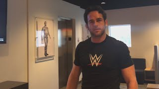 Roderick Strong promises that bodies will be broken at NXT TakeOver: WarGames