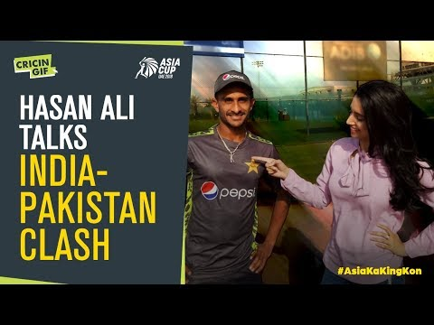 Hasan Ali talks India-Pakistan clash, Virat Kohli and the UAE weather