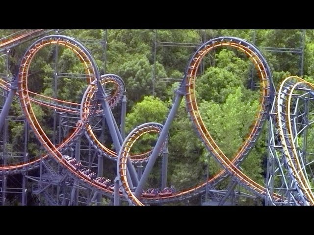 Vortex off-ride HD Kings Island