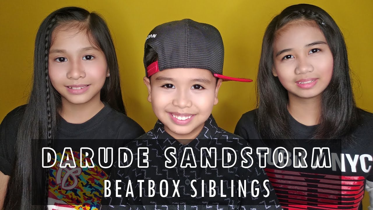 Darude - Sandstorm (Beatbox Siblings)