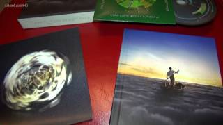 Pink Floyd - The Endless River (Deluxe CD\ Blu-ray Casebook Edition) Box set