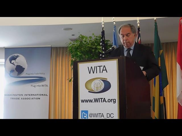 1/24/18 Trade Around the World Prt 3- Ambassador Valdes of Chile