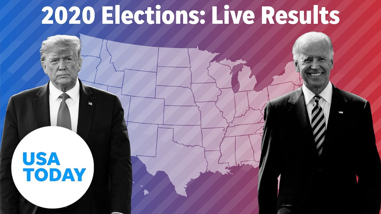 WATCH: Election results for Trump, Biden and key swing state races | USA TODAY