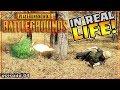 PUBG - IN REAL LIFE! - Bush Wookies - Episode 04
