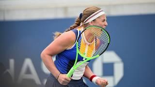 2017 US Open: Ostapenko rockets a winner