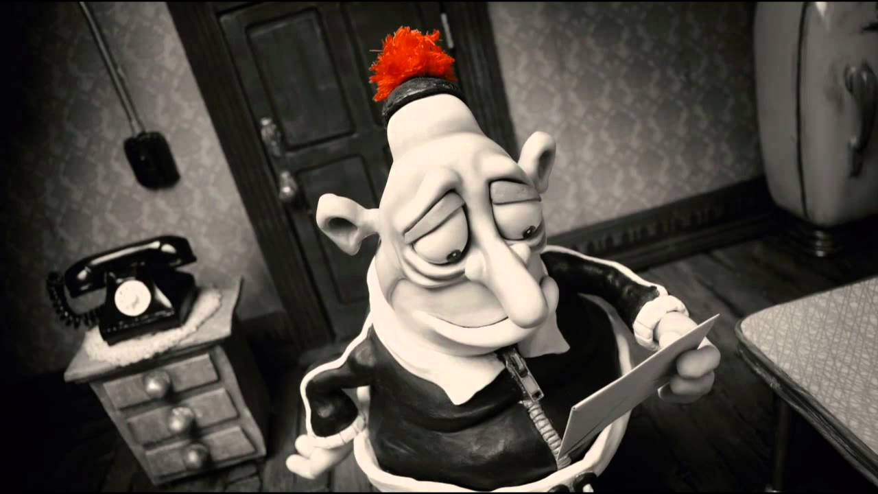 A New Thing Called Asperger S Syndrom Mary And Max 2009 Youtube