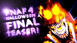 Jack-O-Lantern Nightmare Chica! || Five Nights At Freddy