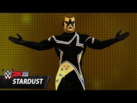 WWE 2K15 Community Showcase Stardust Xbox 360 YouTube