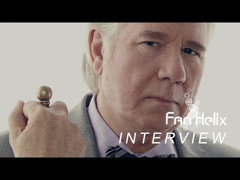 NYCC15: The Librarians RoundTable Interview - John Larroquette