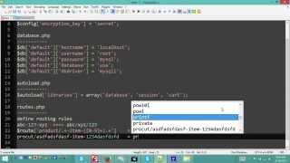 codeIgniter tutorial - All you need to get started (configuration + database + route and more) Mp3