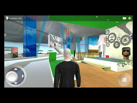 Recording from the VR ICP event at HM18   VirtualVideoFinal