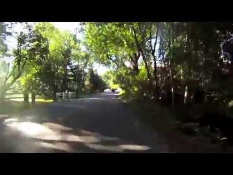 Lowell to Walden June 2014 Morning Ride virtual cycling bike training