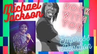 MICHAEL JACKSON DIANA ROSS REACTION 1981 TV SPECIAL (SO CUTE!)   EMPRESS REACTS TO 80s R&B MUSIC