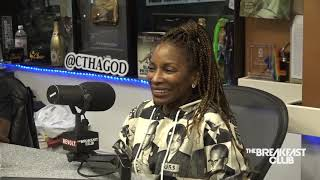 Stephanie Mills Speaks On Michael Jackson Transformation, Talks Son's Disability + His New Book