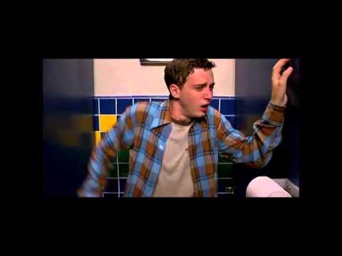 Finch Toilet scene
