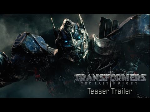 Thumbnail: Transformers: The Last Knight - Teaser Trailer (2017) Official - Paramount Pictures