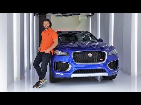 Jaguar F-Pace'le Tanışmaya Hazır Mısınız?