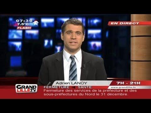 Edition du Matin du 28/12/2012