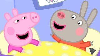 Свинка Пеппа на русском все серии подряд | друг по переписке  | Мультики
