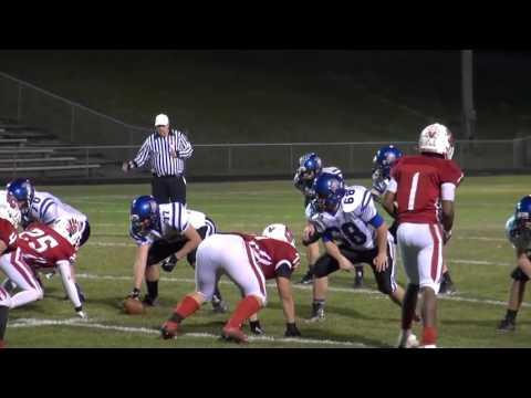 Football - Vandercook Lake vs. Springport