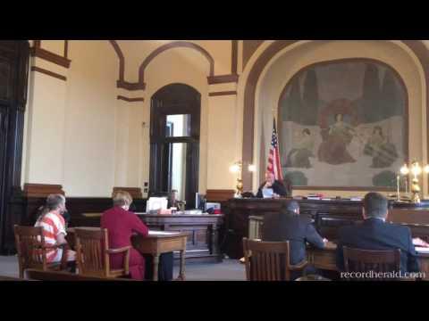 Court and Crime Report, Fayette County, Ohio