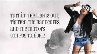 Repeat youtube video Natalia Kills - Mirrors Lyrics HD
