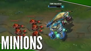 League Of Minions | League Of Legends Montage