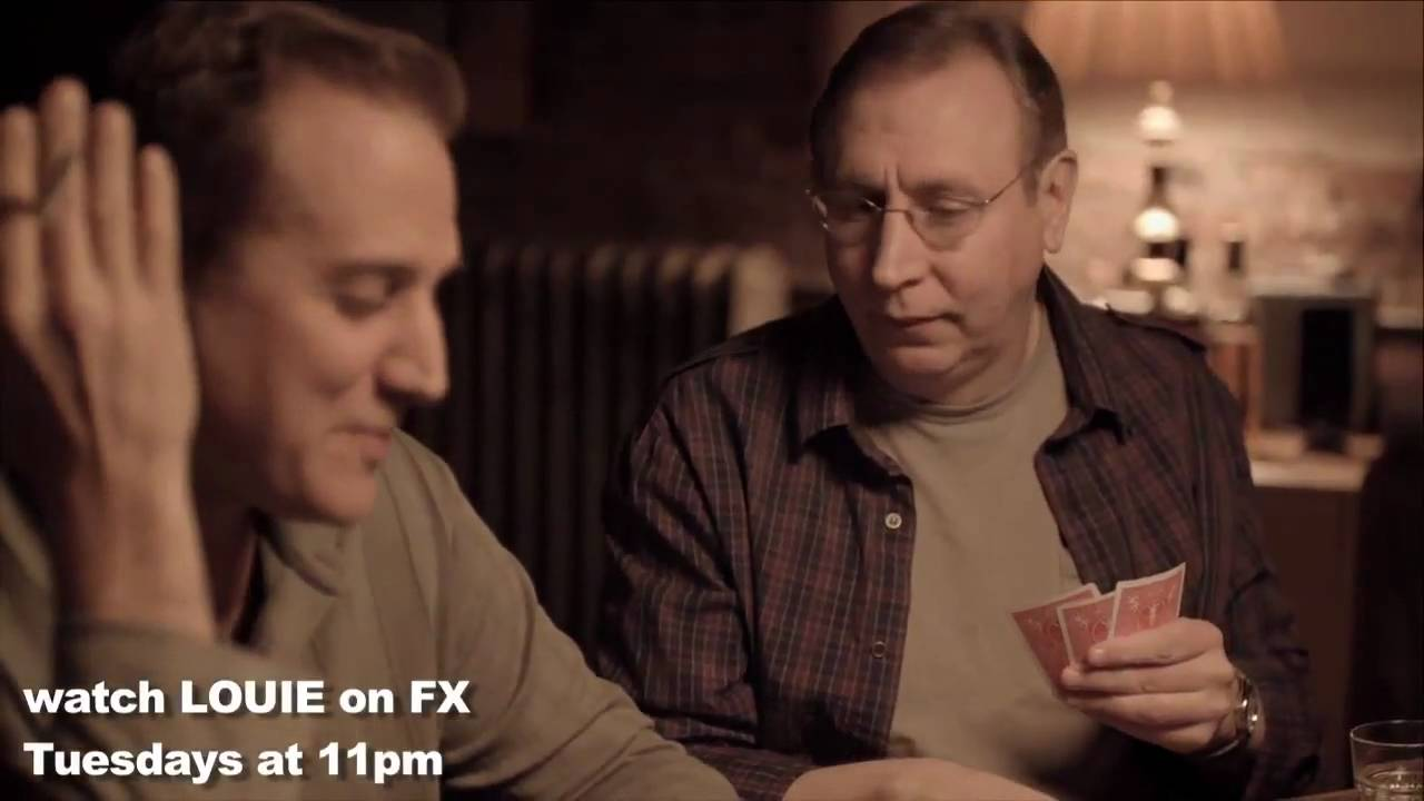 Download Louis CK Poker scene from episode 2 of LOUIE on FX every TUESDAY at 11pm