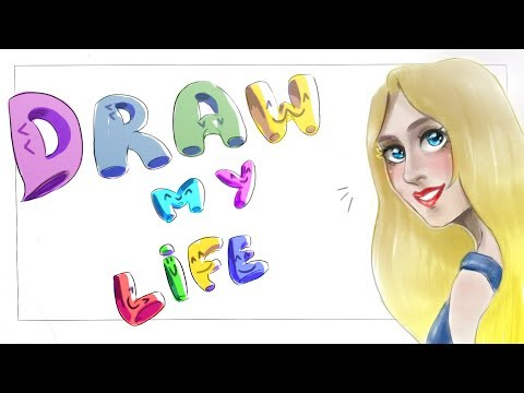 DRAW MY LIFE |  NataLime ��Т� Л�ЙМ