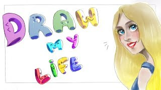 DRAW MY LIFE |  NataLime НАТА ЛАЙМ