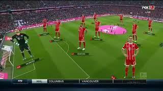 Bayern Munich vs Borussia Dortmund (6-0) Highligts & Goal..