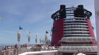 Disney Cruise Line: Ship's Horns and General Emergency Alarms