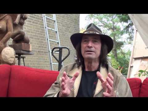 Stig Thornsohn fortæller indianer og ind/udvandrer historier