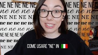 Come usare NE in italiano (updated lesson) | Learn Italian with Lucrezia