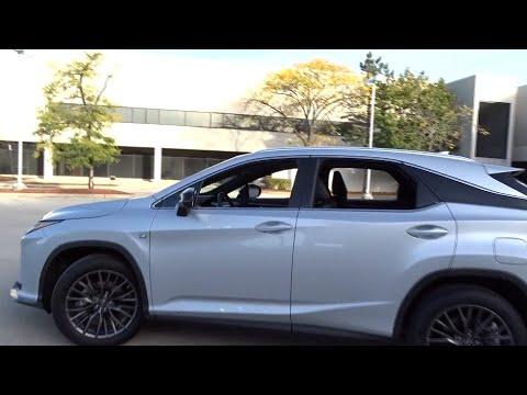 2017 Lexus RX Palatine, Arlington Heights, Barrington, Glenview, Schaumburg, IL 5819P