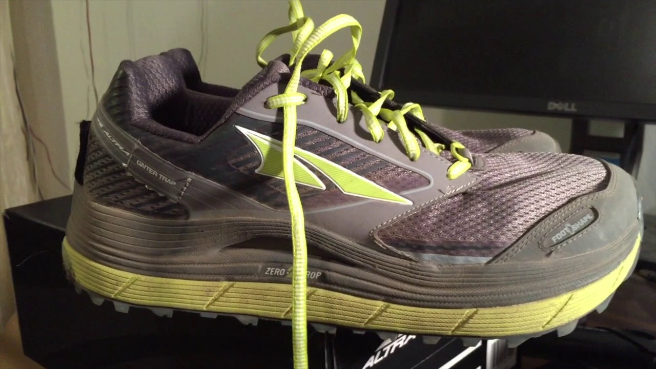 Altra Olympus Shoe Review