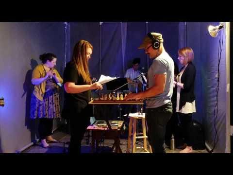 chatterbird live at Modular Art Pods at OZ Art Fest