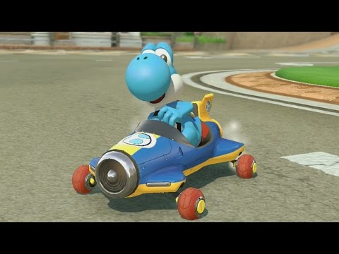 Make Mario Kart 8 Grand Prix - 150cc Flower Cup Pictures