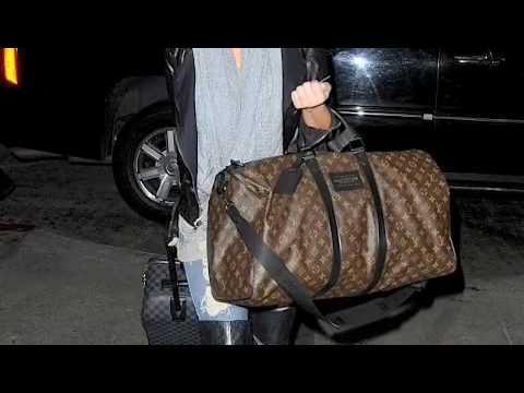 Kim Kardashian Spotted With Fake Louis Vuitton Bag