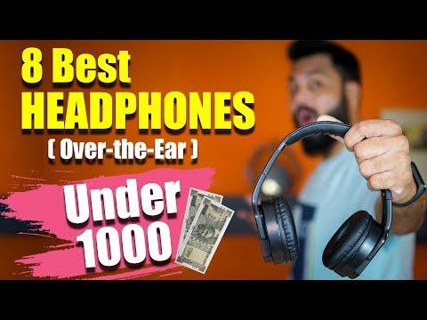 Top 8 Best Over-the-Ear HEADPHONES (Not Earphones) UNDER � 🎧🎧🎧 Wired & Wireless