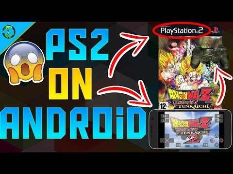 How To Play PS2 GAMES On Android [FULL TUTORIAL] EASY! 2017