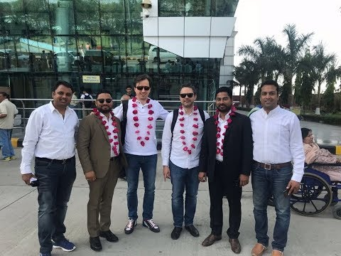 Business Trips Of Our European Trade Partners to The Marble Quarries Of Rajasthan