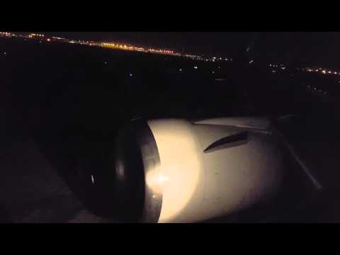 West Jet Flight 601, Boeing 767. Takeoff. YYZ Toronto YYC Calgary