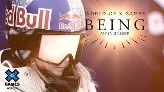 Being: Anna Gasser | X Games Aspen 2019