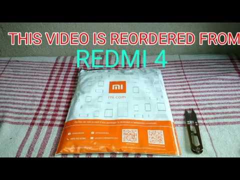 Redmi 4 screen GUARD / PROTECTOR buy from mi.com | how to apply screen protector on Redmi 4 screen