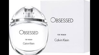 Perfume Obsessed Calvin Klein Feminino
